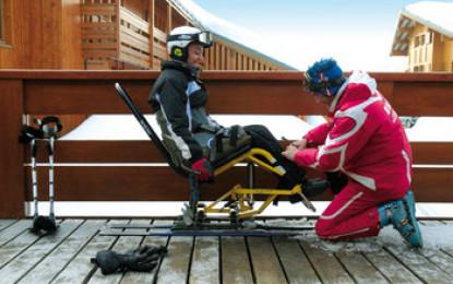 L'accompagnateur des personnes handicapées