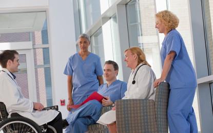 Infirmière et handicapée : comment se déroule le métier au quotidien ?